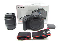 Canon EOS Rebel T7 24.1MP Digital SLR Camera With 18-55mm f/3.5-5.6 Lens