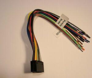 JVC DVD 16 Pin WIRE Harness KD AVX11 AVX33 AVX40 AVX44 AVX77
