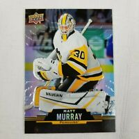 2020-21 Upper Deck Tim Hortons #25 Matt Murray Pittsburg Penguins