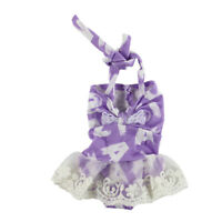 14.5inch Doll Printed Swimwear Bikini Dress for Wellie Wishers Doll Clothing