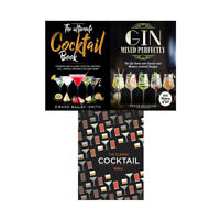 Classic Cocktail,Ultimate Cocktail,Gin Mixed Perfectly 3 Books Collection Set PB