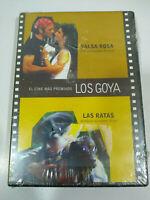 Salsa rosa + Le Ratti los Goya - DVD Regione 2 Spagnolo