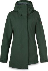 New Dakine Women's Chaser Snowboard Jacket Medium Indica Green