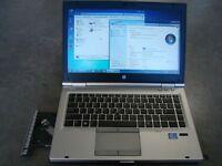 HP EliteBook 8470p Core i5 2.5GHz 4GB Ram 500GB HDD Webcam WIN7 PRO 64 LAPTOP
