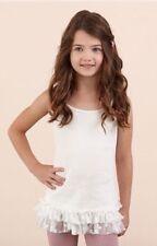 WHITE RABBIT TOP EXTENDER ~ MATILDA JANE  ~ GIRL'S TWEEN SIZE 10 ~ BRAND NEW!