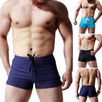 hommes maillot de bain Slips Boxer Natation fin plage Sports Short sous-vêtement