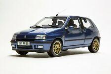 RENAULT CLIO WILLIAMS 2.0 16V PHASE 1 1993 METAL DARK BLUE NOREV 185230 1/18