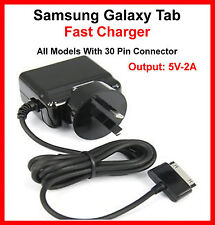 Charger For Samsung Galaxy Tab 2  10.1 P5113 P5100 P5110 Fast AC Charger