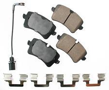 Akebono EUR1547A Rear Ceramic Brake Pads