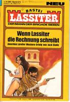 """Lassiter Nr. 0674 ***Zustand 2***  """"1. Auflage"""""""