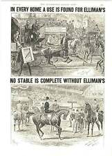 1893 Sidesaddle Riding Takes First Prize Thank You Ellimans