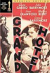 Grand Hotel (DVD, 2005) Greta Garbo 1932