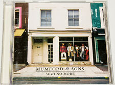 Mumford & Sons - Sigh No More (CD, Oct-2009, Island)