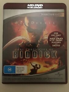 The Chronicles of Riddick (HD-DVD, 2007)