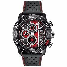 Citizen Primo Eco-Drive Men's CA0530-41E Matt Kenseth LE Chronograph 45mm Watch