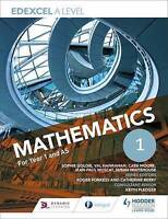 Edexcel A Level Mathematics Year 1 (AS) by Goldie, Sophie|Whitehouse, Susan|Hanr
