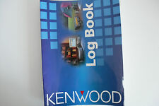 KENWOOD LOG BOOK ONLY..................RADIO_TRADER_IRELAND.