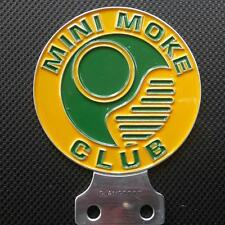 VINTAGE BMC DRIVERS CLUB BADGE MINI MINOR COOPER MOKE CLUBMAN PARTS FOR SALE