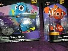 Disney Infinity 3.0 Finding Dory Play Set & Nemo Figure