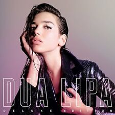 JAPAN CD DUA LIPA ST with 2 BONUS TRACKS for JAPAN (TOTAL 19 TRACKS)