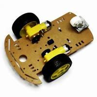 1PCS 2WD Smart Robot Car Kit/Speed encoder Battery Box Arduino 2 motor 1:48 M38