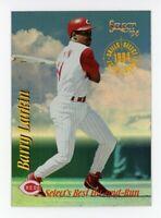 1994 Pinnacle Select BARRY LARKIN Rare SELECT SKILLS INSERT #SK2 Cincinnati Reds