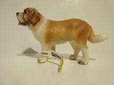 16307 Schleich Dog: St Bernard !With tag! ref: 1D1304