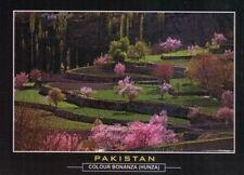 Pakistan Beautiful Postcard Hunza Valley ......
