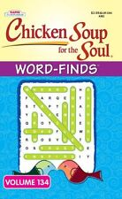 Chicken Soup for the Soul Word Find Puzzle Book-Word Search Volume 170 by Kappa