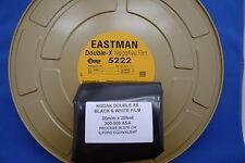 Kodak Eastman DOPPIA XX (5222) 35MM x 50ft BULK b/n negativo/Stampa Pellicola 200-600 ASA