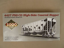 HO PROTO 2000 NORTHERN PACIFIC #76844 PS2-CD HIGH-SIDE COVERED HOPPER KIT
