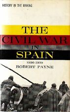 PAYNE Robert (annotated by), The Civil War in Spain 1936-1939