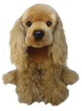 Cocker Spaniel Golden Faithful Friends Soft Toy Dog 12""
