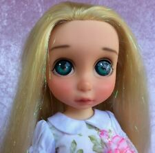 OOAK Disney Animators Collection - Rapunzel - Repaint Puppe - Doll Neu !