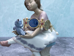 TAGLIAMONTE (1554) 925SS/YGP Venetian Cameo Bracelet w *Rubies+ Pearls*Aphrodite