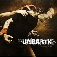 """UNEARTH """"THE MARCH"""" CD NEU"""