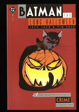 Batman The Long Halloween #1 NM+ 9.6