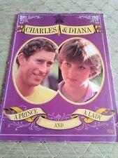 Charles & Diana | A Prince And A Lady   Souvenir Magazine