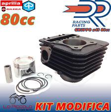 KT00133 GRUPPO TERMICO DR MODIFICA D.49 80cc PER VESPA LX 50 4T