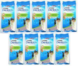 Purina Dentalife (9 x 3 Pack) Medium Dog (15-25kg) Dog Dental Chews Treats