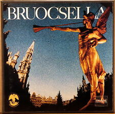 2 LP BOX PAVANE BRUOCSELLA 979 - 1979 Holland BRUSSELS COMPILATION ADW 2013/14