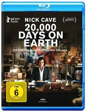 Nick Cave: 20.000 Days on Earth Blu-ray Disc NEU + OVP!