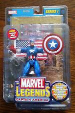 Marvel Legends Series1 Hulk 7.25 Inch Action Figure 2002