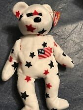 Ty Beanie Baby - GLORY the Bear (8.5 Inch) MINT with MINT TAGS