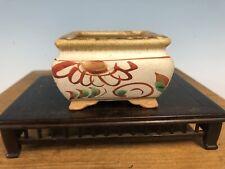 "Mame Or Shohin Size Japanese Made Bonsai Tree Pot 2 3/4"""