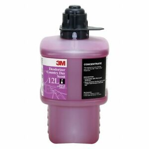 3M 12L Deodorizer Concentrate, Country Day Scent, 2 Liters