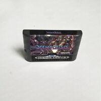 Xeno Crisis - 16 bit Game Card For Sega Genesis / Mega Drive System
