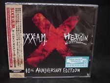 SIXX:A.M. The Heroin Diaries Soundtrack JAPAN CD Motley Crue Guns N' Roses
