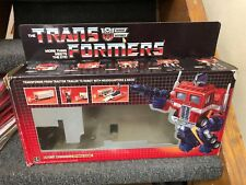 autobot commander optimus prime (ONLY BOX!!!)