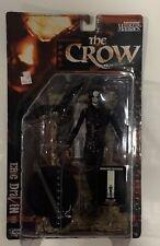 Movie Maniacs 2 The Crow Eric Draven Action Figure McFarlane Toys